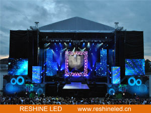 Indoor Outdoor Rental Stage Background Event Fixed LED Video Display Screen/Panel/Sign/Wall