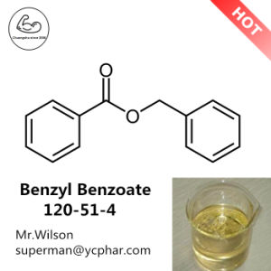 Benzyl Benzoate/ Bb Solvent Intermediates for Steroids Oil pictures & photos