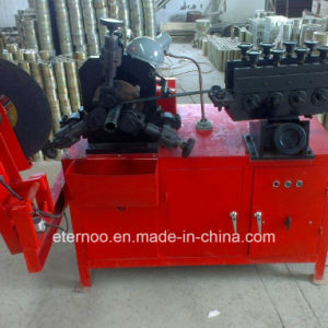 Round Steel Pipe Making Machine, with Welder Machine pictures & photos