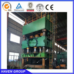 Four Column Single Action Hydraulic Stamping Press pictures & photos