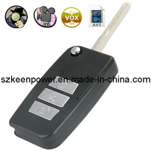 Digital Video Recorder Camera (Remote Entry Flip Key Style) pictures & photos