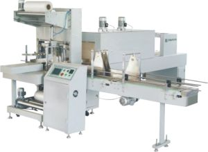 Pure /Mineral/Beverage Bottle PE Film Shrink Packing Machine pictures & photos