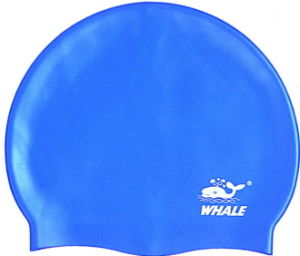 Silicone, Customized Swimming Cap (Cap-104) pictures & photos