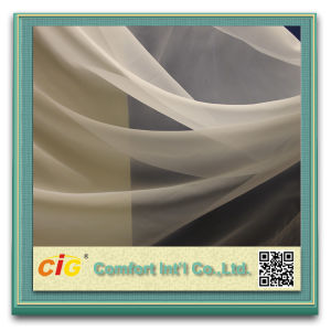 Crystal Curtains Sheer Window Curtains Sheer pictures & photos