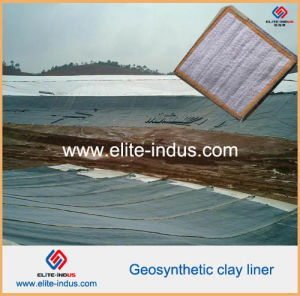 5kg/M2 Needle-Punched Sodium Bentonite Geosynthetic Clay Liner pictures & photos