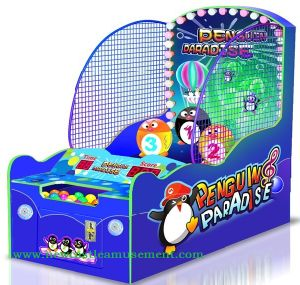 Amusement Coin Machine Penguin Paradise II Generation Amusement Game pictures & photos