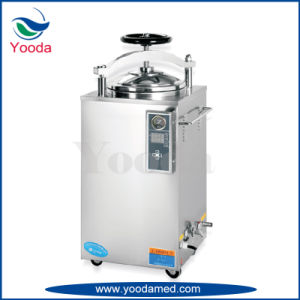 Vertical Pulse Vacuum Steam Sterilizer Autoclave pictures & photos