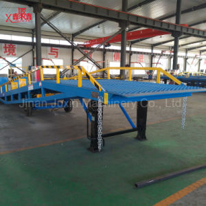 Hot Sale Hydraulic Dock Leveler Mobile Dock Ramp pictures & photos