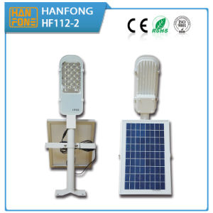 Factory Price High Quality Solar Street Light with Ce Certification (HF112-2) pictures & photos