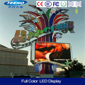 Outdoor LED Display P10 Fixed LED Display Video Wall pictures & photos