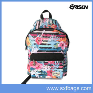 The Hottest Polyester Back to Shool Bag Student Backpack pictures & photos