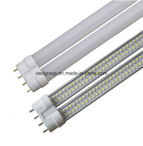 9W 2g11 Energy Saving LED Tube Light Manufacturer 1000lm pictures & photos