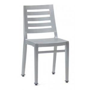 Commercial Outdoor Lader Back Foot Chairs