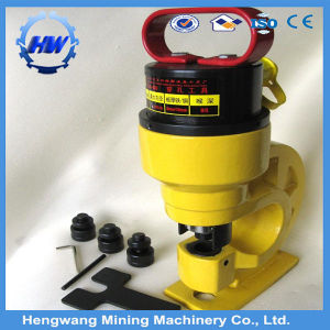Hydraulic 20mm Copper Punching Tools Machine for 115mm Thickness pictures & photos