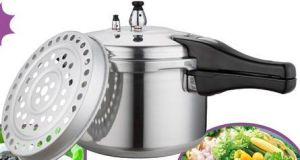 Polished Multiple Safety Pressure Cooker pictures & photos