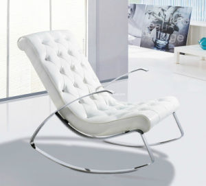 Leather Eames Lounge Modern Design Good Quality Leisure Chair (EC-014) pictures & photos