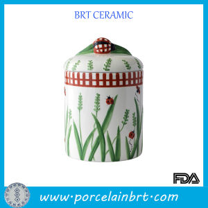 Animate Flower and Plant Ceramic Jar pictures & photos