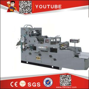 Fll-Automatic Samll Paper Flat Bags Making Machine (ZNZF-820) pictures & photos