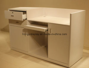 Reception Desk, Cash Counter, Wooden Table pictures & photos