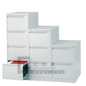 Popular Mobile Metal Filing Storage Cabinet for Office pictures & photos