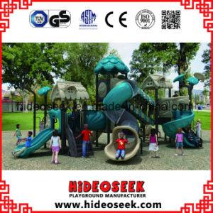 Outdoor Plastic Playground Plastic Playground Children Playground pictures & photos