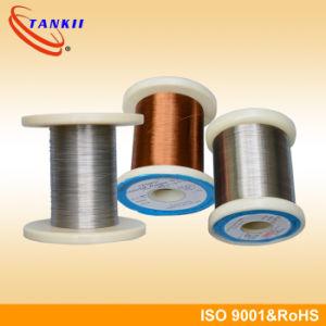 Ultrafine copper nickel microfilament CuNi23 (NC030) pictures & photos