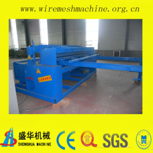 Welded Wire Mesh Machine (the panel mesh) Wire Diameter: 2.5-6mm pictures & photos