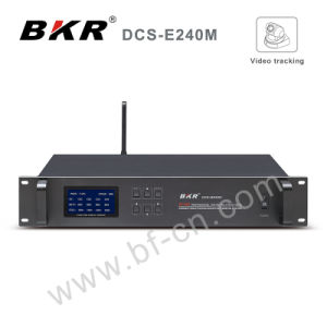 Dcs-E240m 2.4G Digital Conference System pictures & photos
