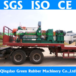 Hardened Gear Reducer Two-Roll Rubber Mixing Mill