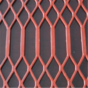 Diamond or Square Shape High Quality Expanded Metal Mesh pictures & photos