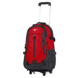 Rolling Backpack with Trolley pictures & photos