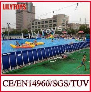 Mobile Water Park, Inflatable Water Park, Folating Water Pool