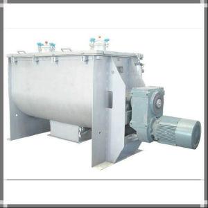 Cmpr Model Horizontal Double Ribbon Dry Powder Mixer Machine pictures & photos