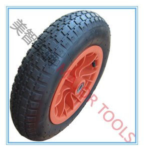 Promotional Price Rubber Wheel 325/300-8 Pneumatic Wheels pictures & photos