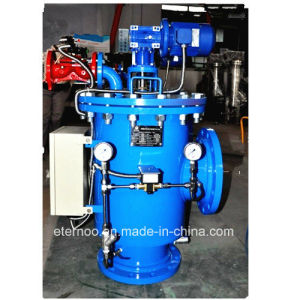 Automatic Self-Cleaning Sewage Water Filter (CN-ST) pictures & photos