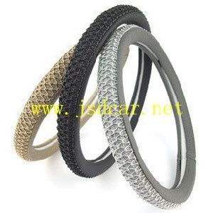 Car Steering Wheel Cover, Ice Silk Material (JSD-P0031) pictures & photos