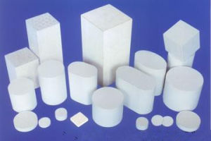 Cceramic Honeycomb Automotive Catalytic Substrate pictures & photos