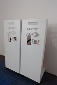 Uispair Movable Fire Extinguisher Stand Shop Office Hotel Home Furniture pictures & photos