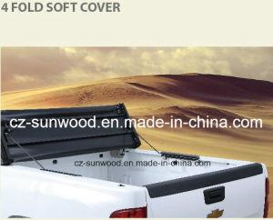 4 Fold Soft Tonneau Cover pictures & photos