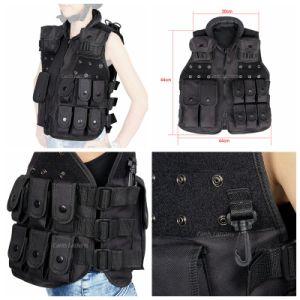 Kid Children Army Defensive Molle Military Combat Assault Vest Cl4-0030 pictures & photos