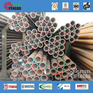 Ductile Weld Iron Pipe / Seamless Steel Tube / Black Metal Pipe pictures & photos