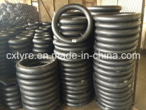 10.5MPa Strength 22% Natural Rubber Percentage Motorcycle Tube / Natural Tube pictures & photos