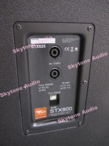 Skytone Stx825 PRO Audio Stage Equipment Dual 15′′ Professional Speaker pictures & photos
