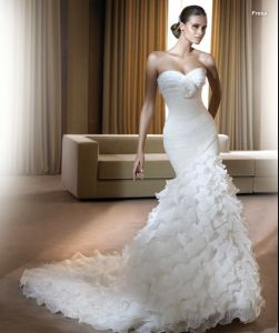 Wedding Bridal Dresses (Z-068)