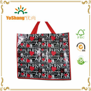 China Laminated Plastic PP Woven Bag pictures & photos