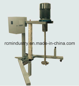 Hydraulic Lifting High-Speed Disperser pictures & photos