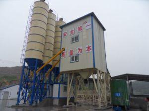 Fixed Concrete Batching Plant Hzs75 Js1500
