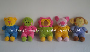 Plush Soft Baby Toys with Embroidery pictures & photos