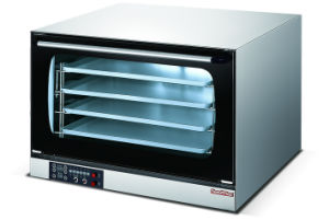 Heo-8d-B Stainless Steel Electric Commercial Digital Turbo Oven pictures & photos