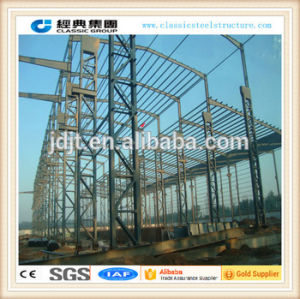 Hot Selling Light Steel Structure Warehouse pictures & photos